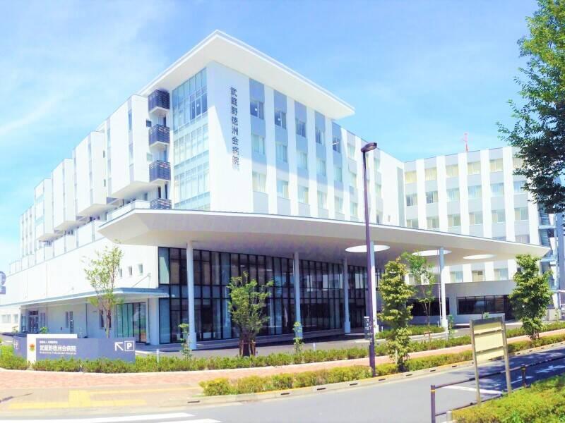 病院はまだ新しく、綺麗な環境です